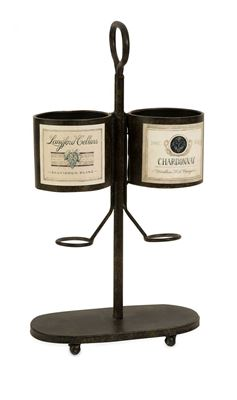 Picture of 2 Bottle Wine Holder