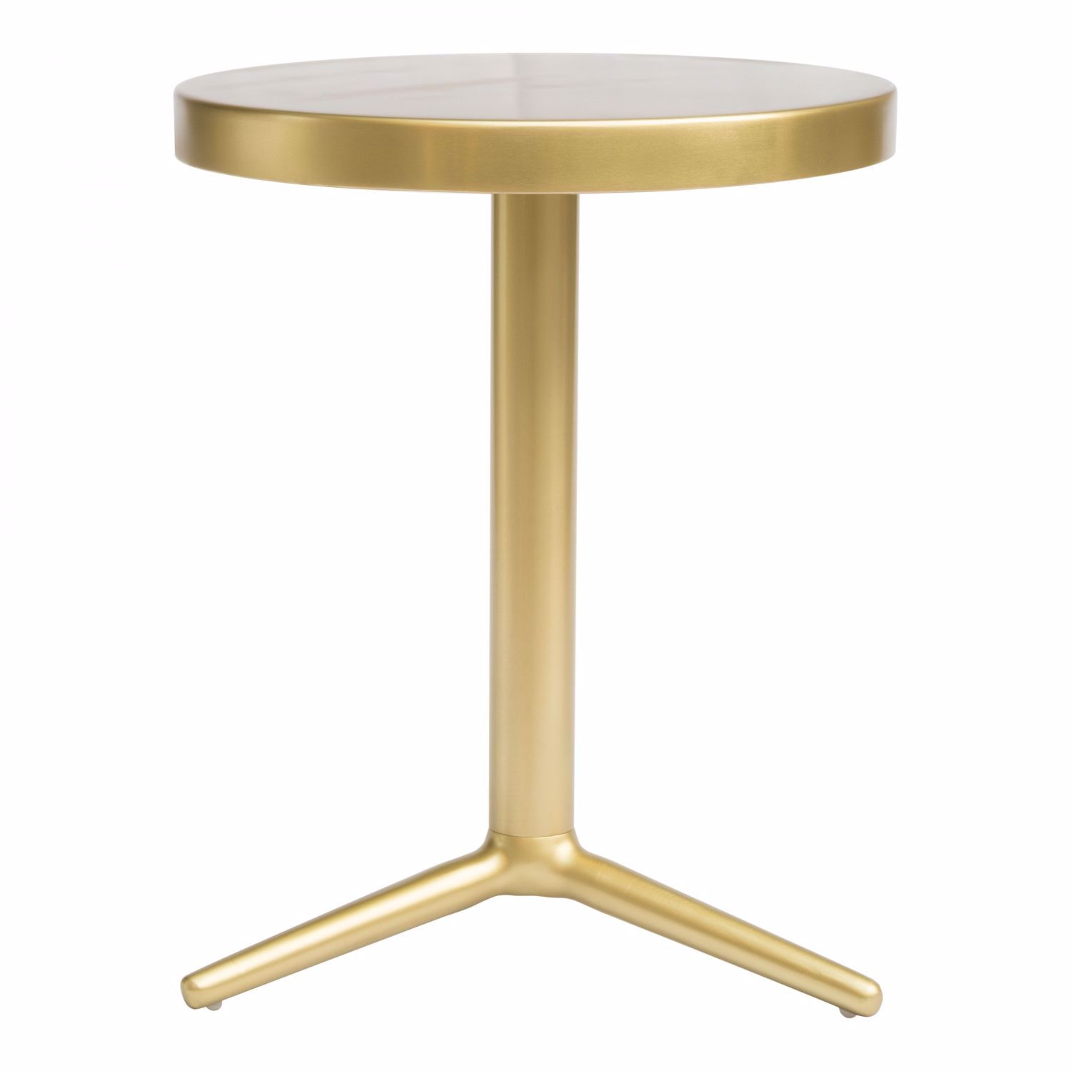 Picture of Derby Accent Table Brass *D