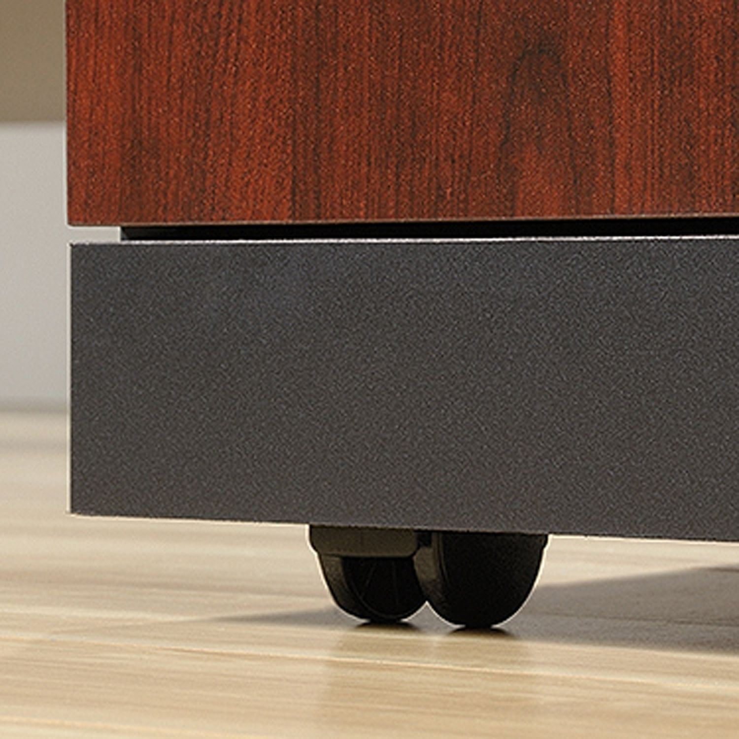 Picture of Via T3-Drawer Pedestal Classic Cherry * D