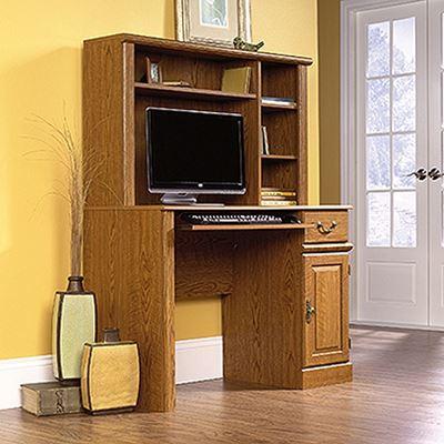Picture of Orchard Hills Computer Desk W/hutch Carolina Oak *