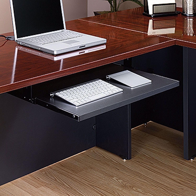 Picture of Via Keyboard Shelf Soft Black * D