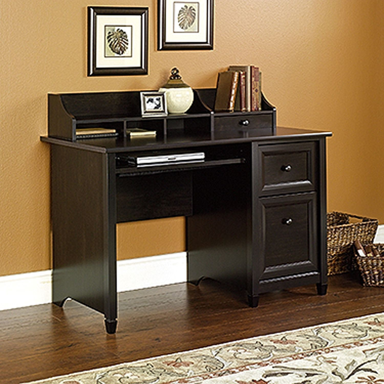 Edge Water Computer Desk Estate Black D 409043