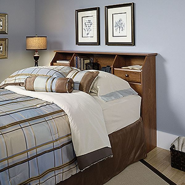 Picture of Shoal Creek Full/queen Headboard Oiled Oak * D
