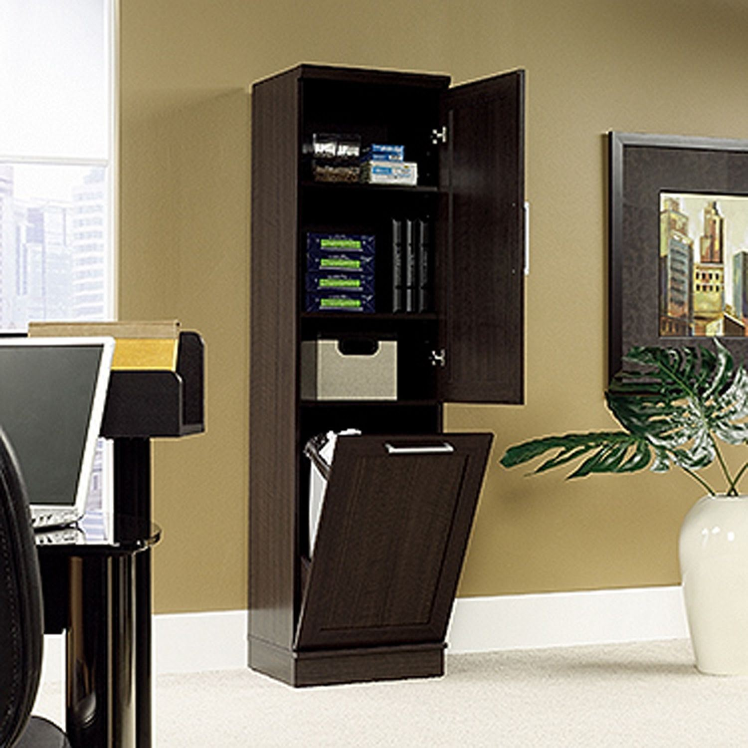 Picture of Homeplus Storage Cabinet Dakota Oak * D