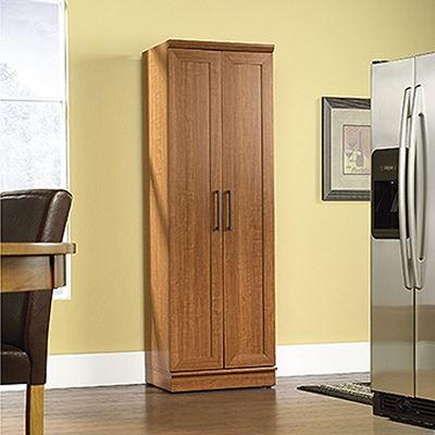Picture of Homeplus Storage Cabinet Sienna Oak * D
