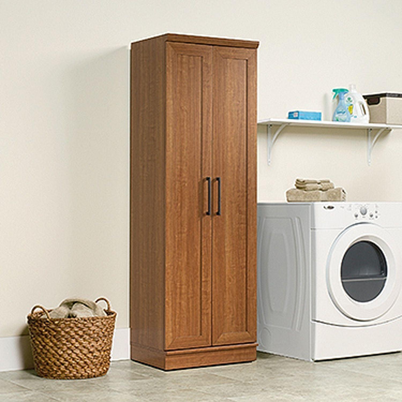 Picture of Homeplus Storage Cabinet Sienna Oak * D