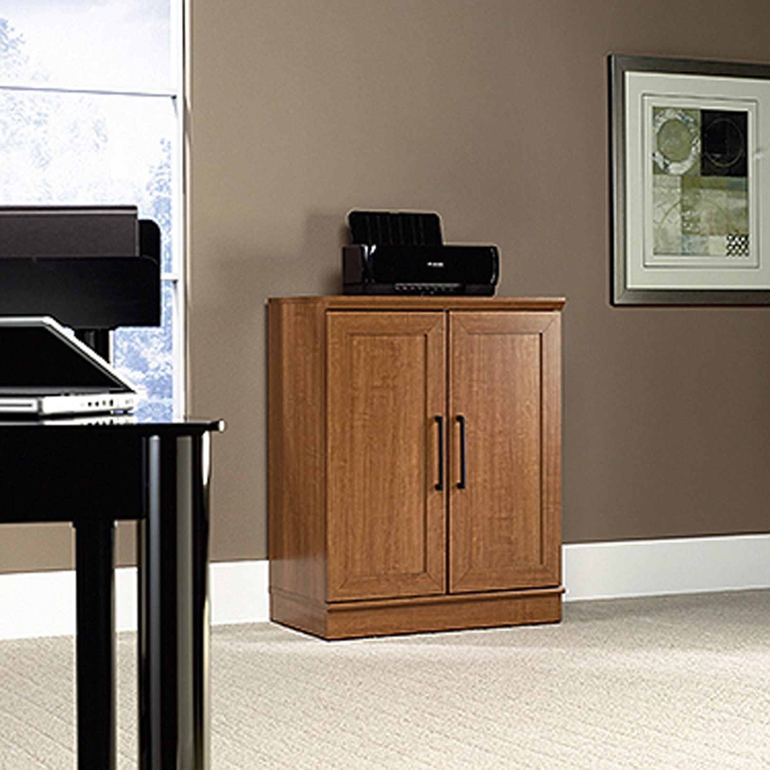 Picture of Homeplus Base Cabinet Sienna Oak * D