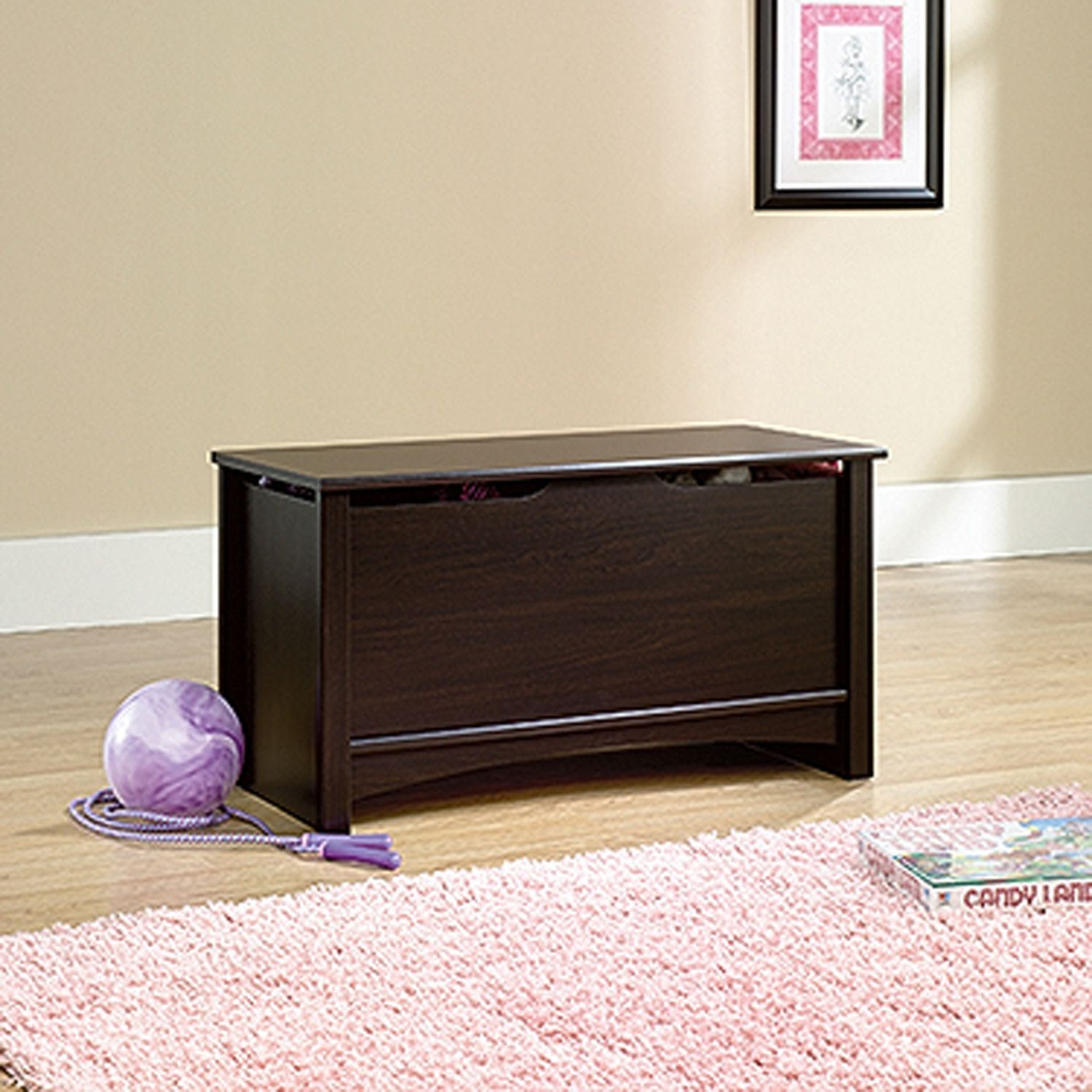 Picture of Shoal Creek Storage Chest Jamocha Wood * D