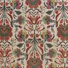 Picture of Viabella Accent BenchStylized Floral Pattern * D