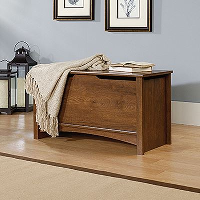 Picture of Shoal Creek Storage Chest Oiled Oak * D