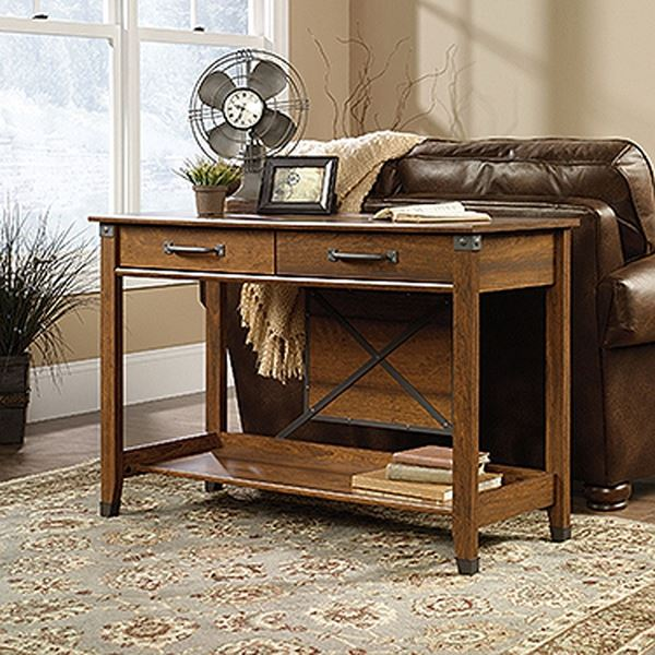 Picture of Carson Forge Sofa Table Washington Cherry * D
