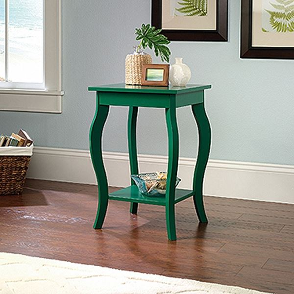 Picture of Harbor View Side Table Emerald Green * D