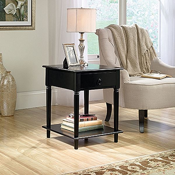 Picture of Palladia Side TableBlack * D
