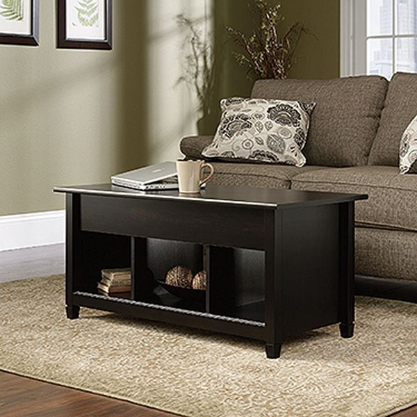 Picture of Edge Water Lift-Top Coffee Table Estate Black * D