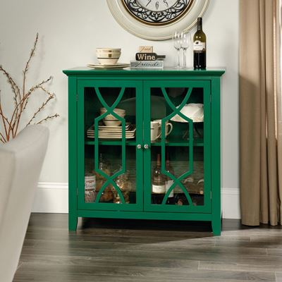 Picture of Shoal Creek Displ Cabinet Emerald Gre