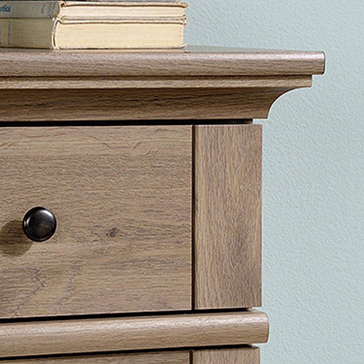 Picture of Harbor View 5-Drawer Chest Salt Oak * D