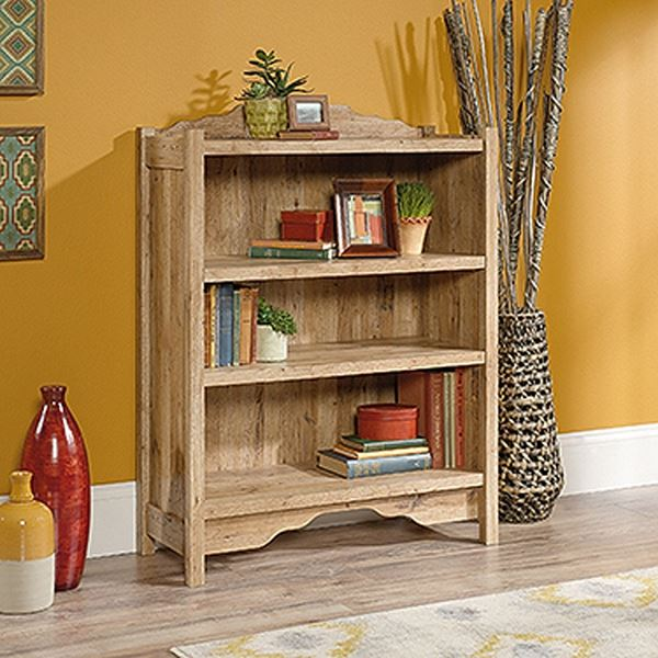 Picture of Viabella 3 Shelf Bookcase Antigua Chestnut * D