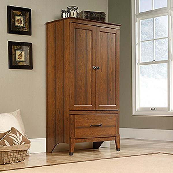 Picture of Carson Forge Armoire Washington Cherry * D