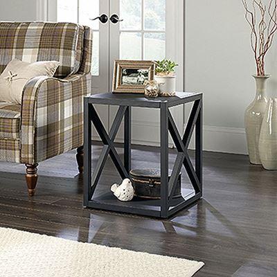 Picture of New Grange Side TableMatte Black * D