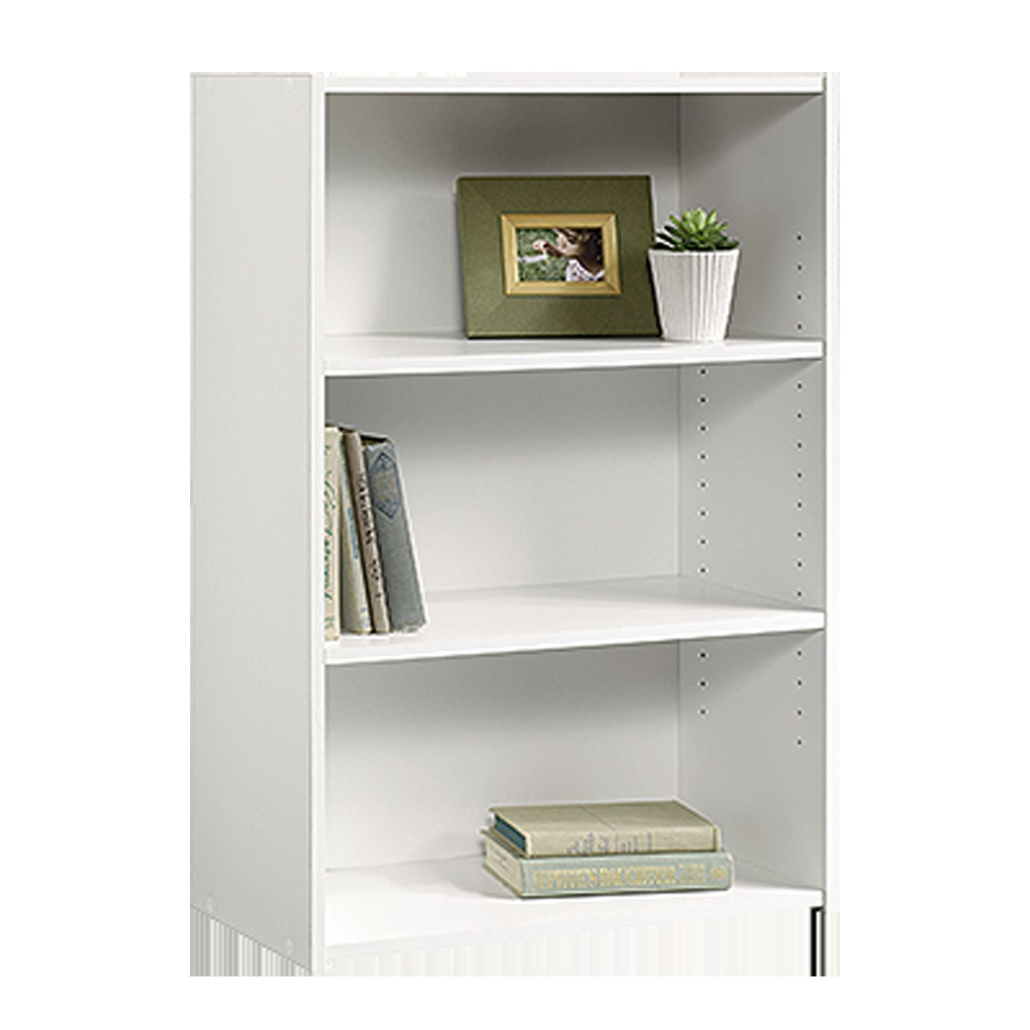 Prime Beginnings 3 Shelf Bookcase Soft White D Download Free Architecture Designs Rallybritishbridgeorg