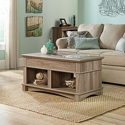 Picture of Harbor View Lift-Top Coffee Table Salt Oak * D