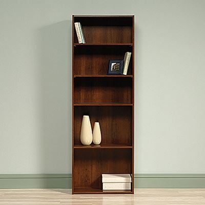 Picture of Beginnings 5-Shelf Bookcase Brook Cherry * D