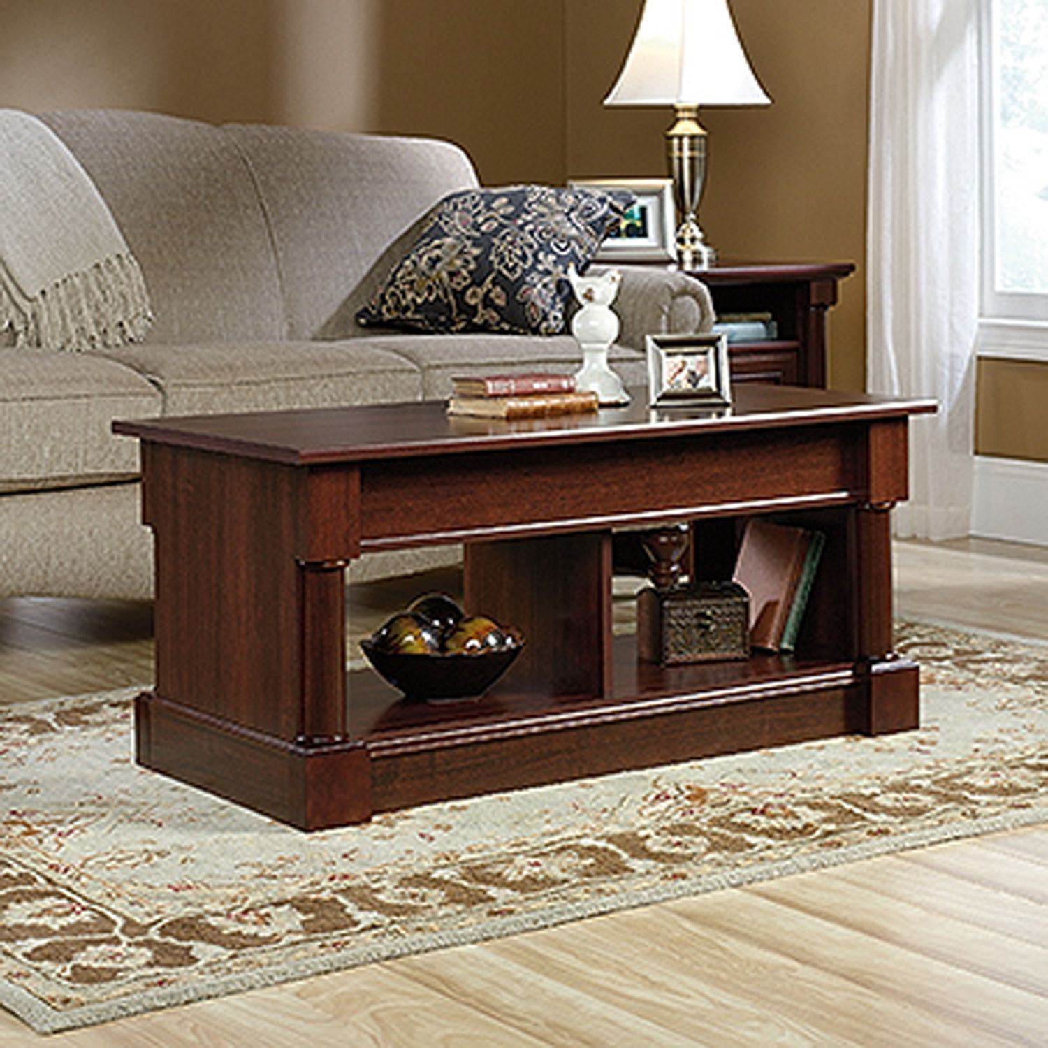 Merveilleux Picture Of Palladia Lift Top Coffee Table Select Cherry * D