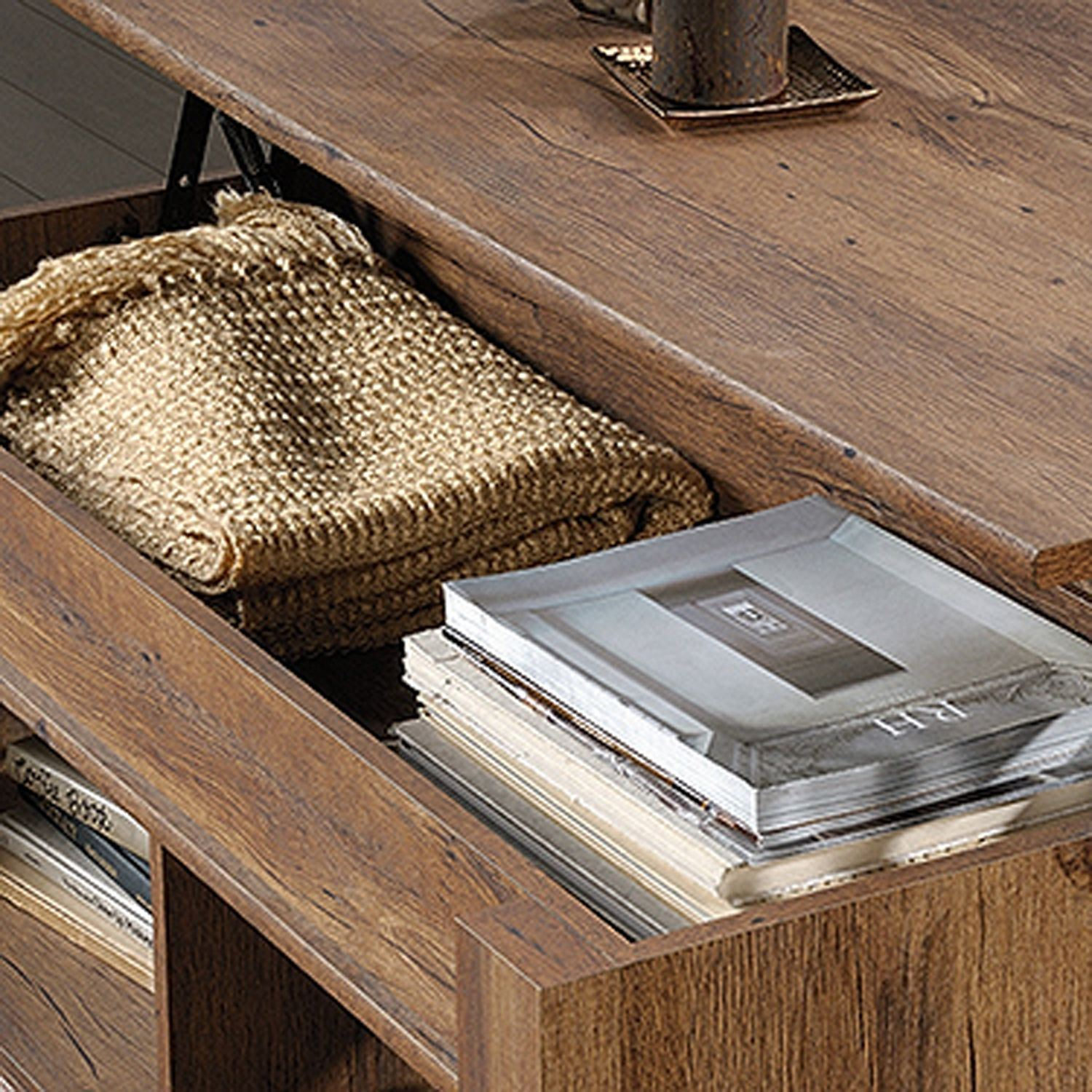 Picture of Palladia Lift-Top Coffee Table Vintage Oak * D