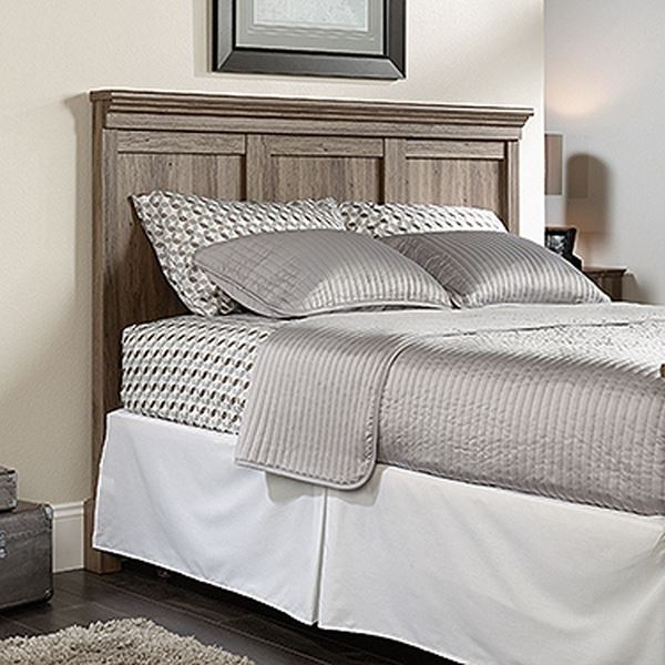 Picture of Barrister Lane Queen Headboard Salt Oak * D