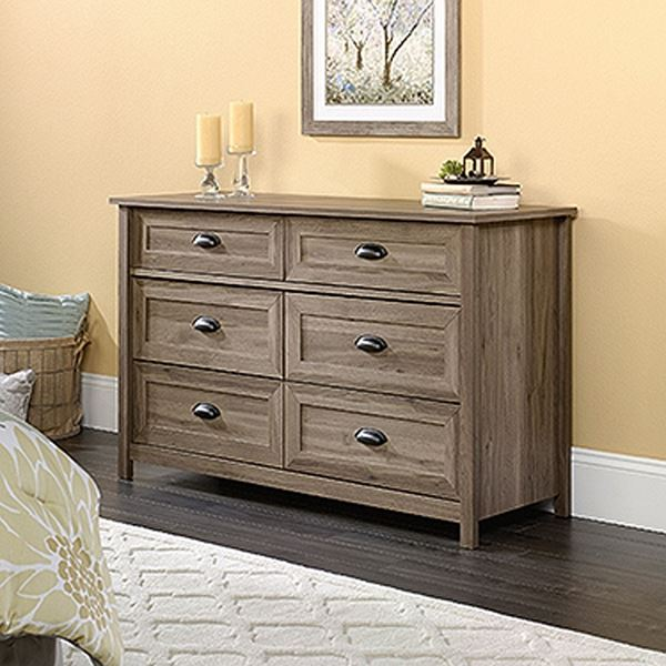 Picture of County Line Dresser Salt Oak * D