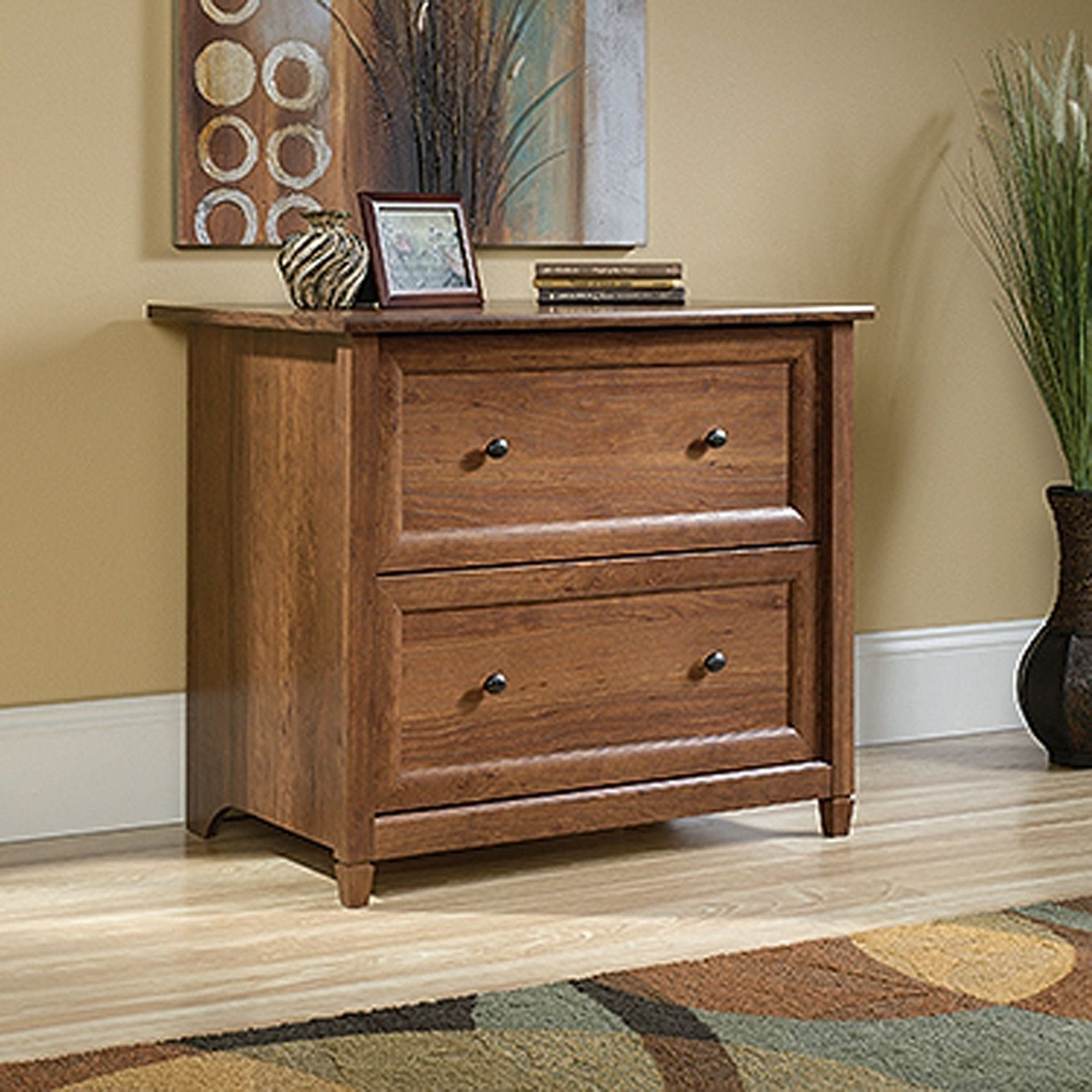 Picture of Edge Water Lateral File Auburn Cherry * D
