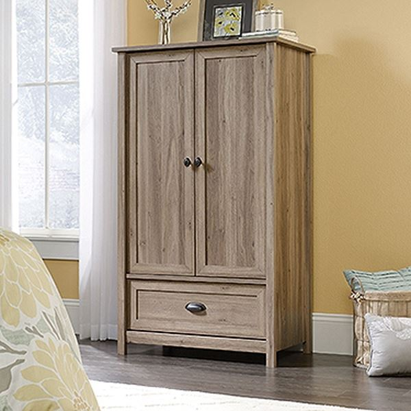 Picture of County Line Armoire Salt Oak * D
