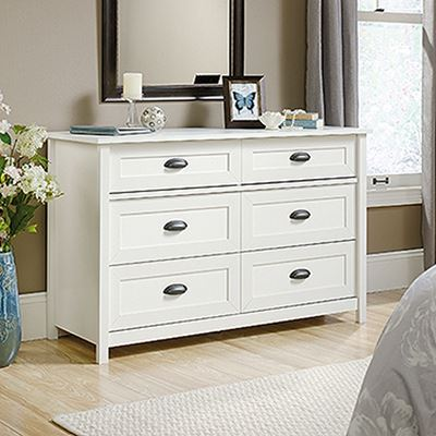 Picture of County Line DresserSoft White * D