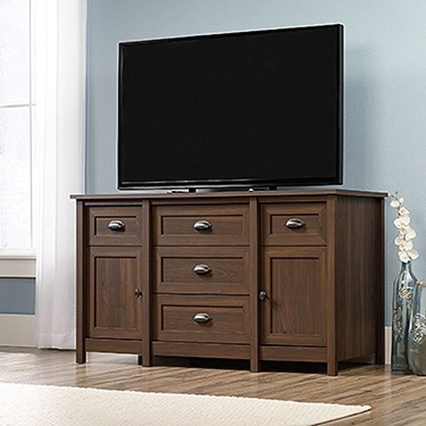 Picture of County Line Ent Credenza Rum Walnut * D