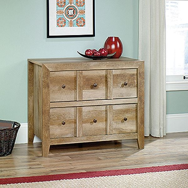 Picture of Dakota Pass Anywhere Console Craftsman Oak * D