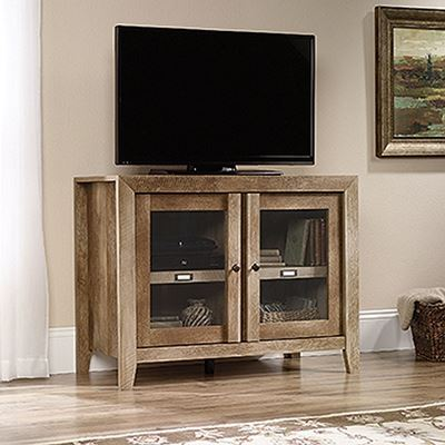 Picture of Dakota Pass Display Cabinet Craftsman Oak * D