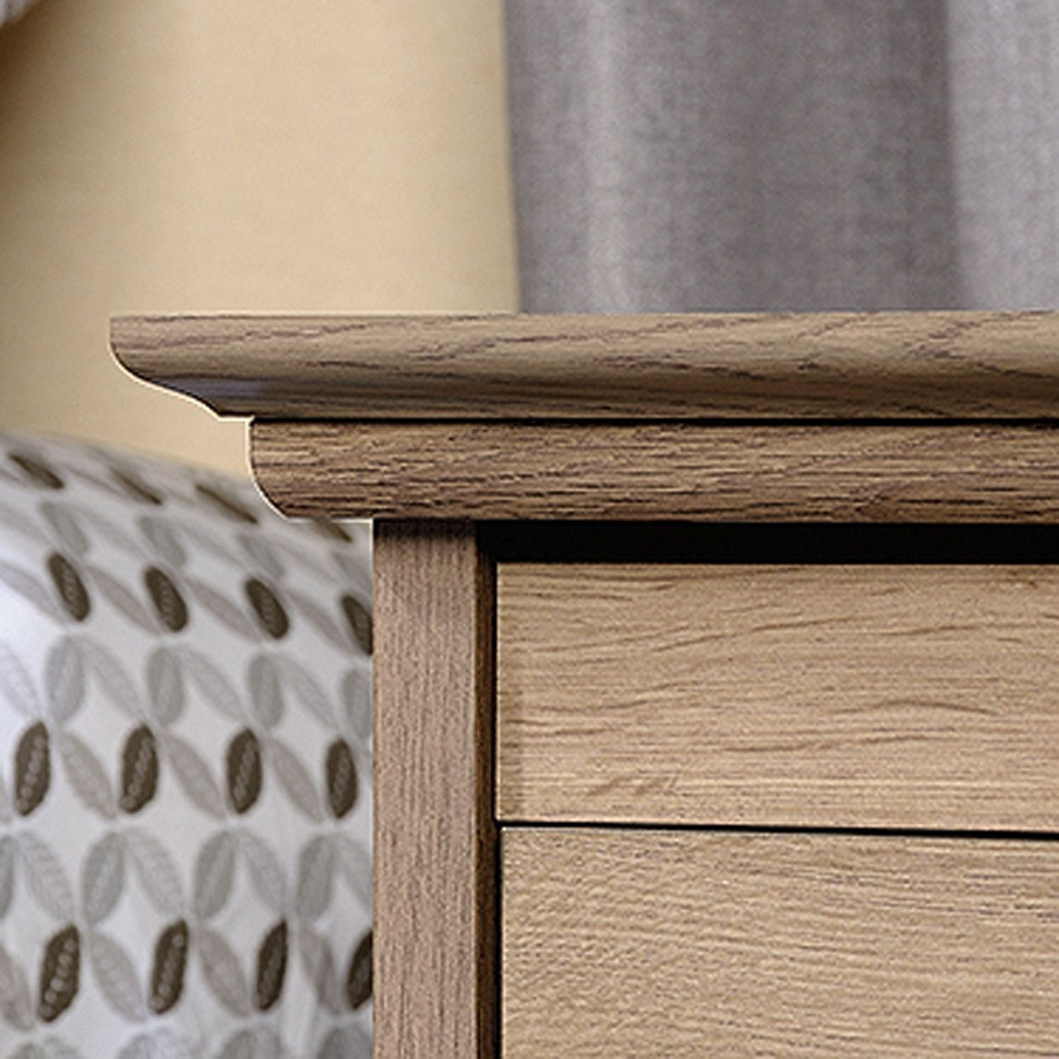 Picture of Barrister Lane Night Stand Salt Oak * D