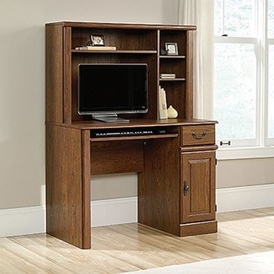 Picture of Orchard Hills Computer Desk W/hutchMilled Cherry *