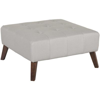 Picture of Binetti Retro Cement Cocktail Ottoman