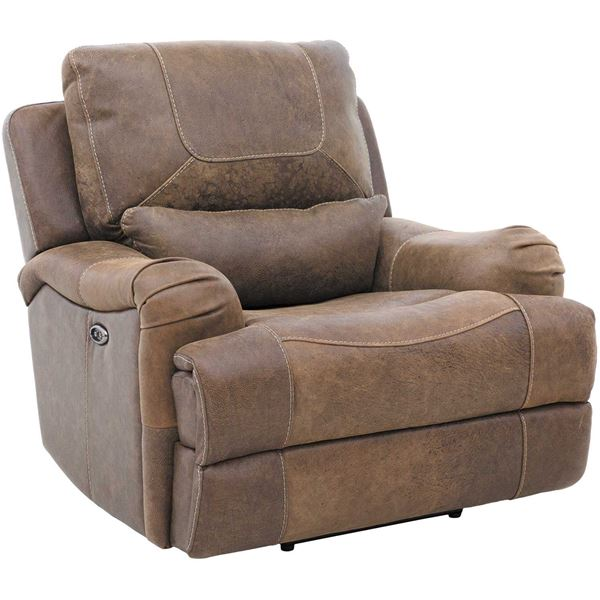 Picture of Austin Leather Power Recliner