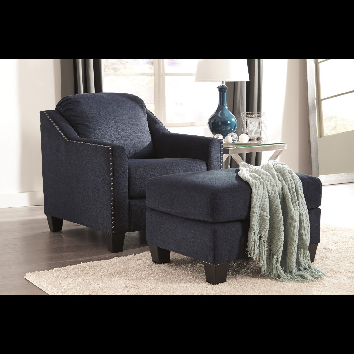 Nearest Ashley Furniture Store: Creeal Heights Ink Chair