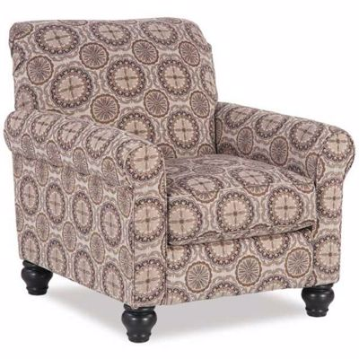 Picture of Brevillle Medallion Accent Chair