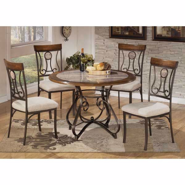 Picture Of Hopstand 5 Piece Dinette Set