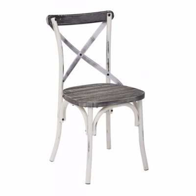 Picture of Somerset X-Back Metal Chair *D