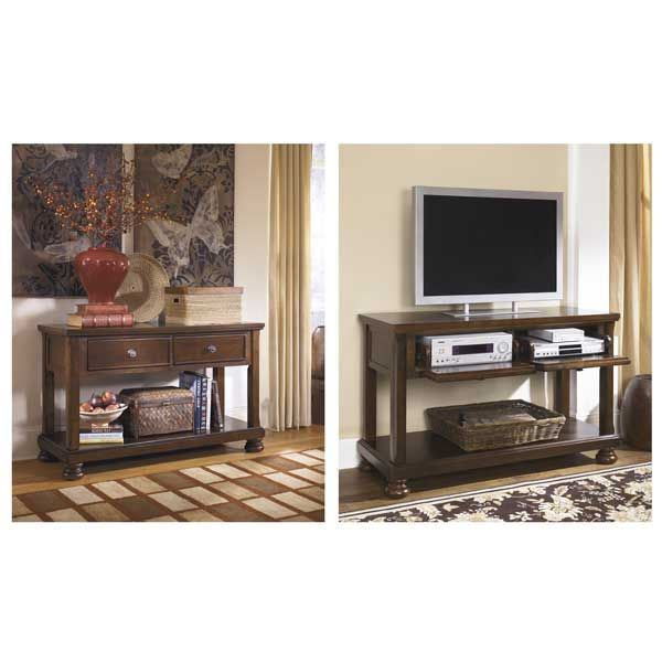 Picture of Porter Console Media Table