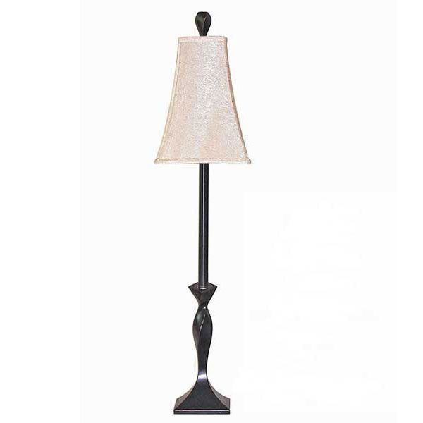 Picture of Poly Buffet Lamp Black Bronze