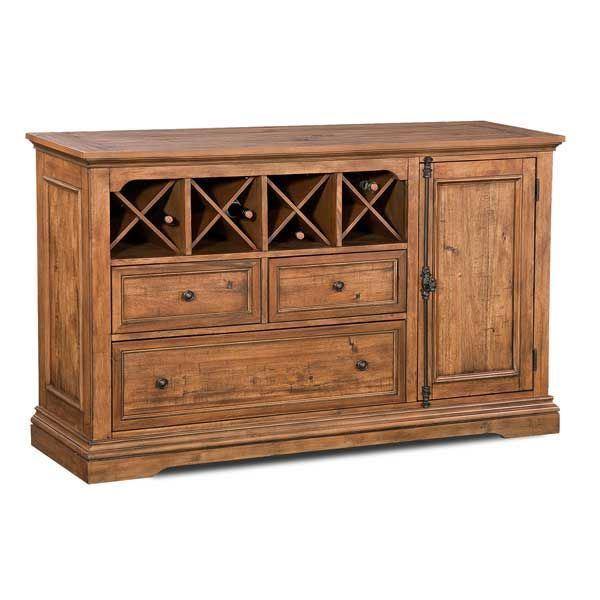 Rhone Sideboard Le 6318 Intercon Furniture Afw Com