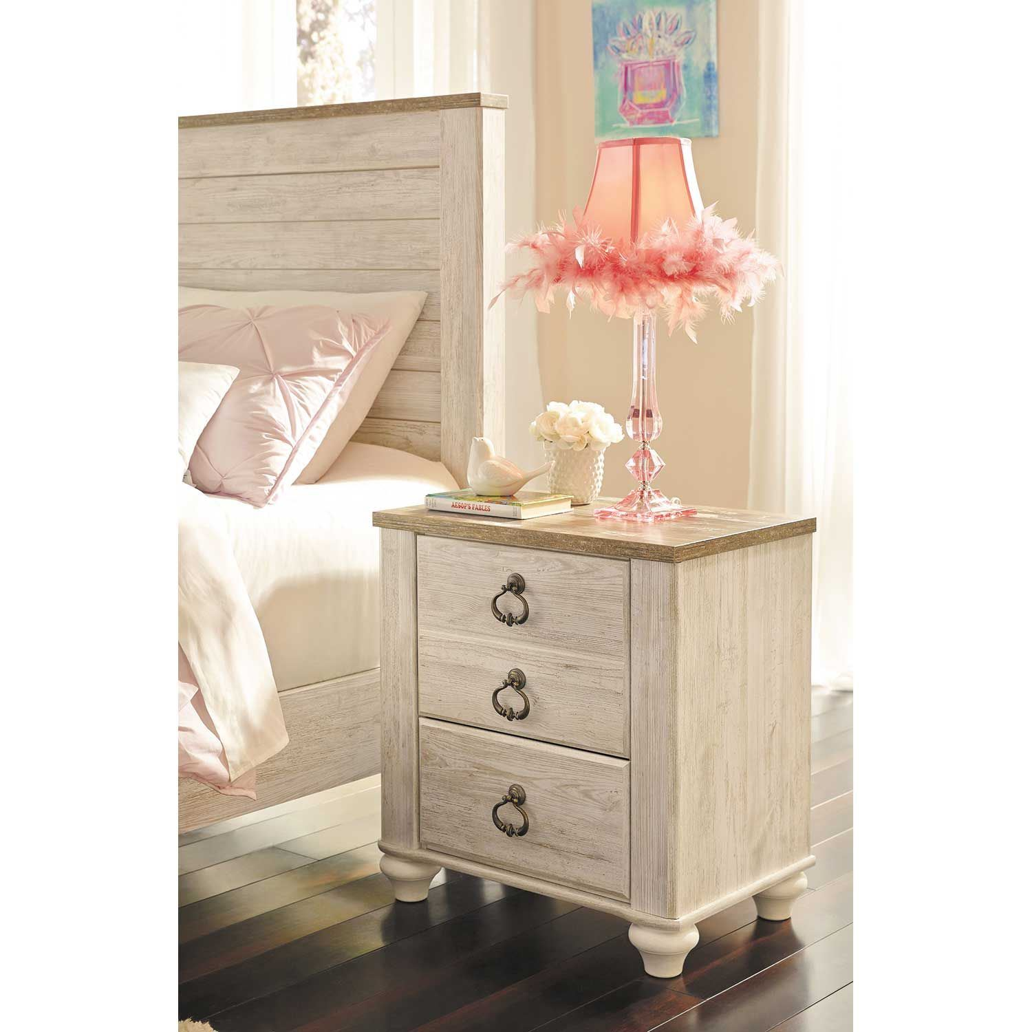 0565d359f70 Picture of Willowton Nightstand