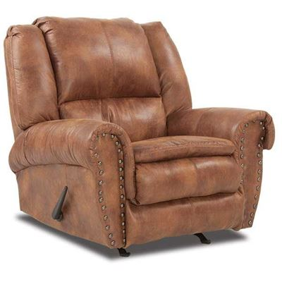 Picture of Almond Rocker Recliner