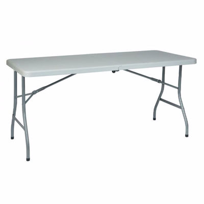 Picture of Center Fold Resin Table *D